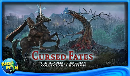 Cursed Fates: The Headless Horseman- screenshot thumbnail