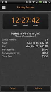 PassportParking Mobile Pay - screenshot thumbnail