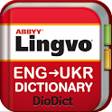 English->Ukrainian  Dictionary icon