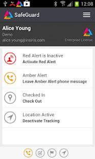 SafeGuard screenshot