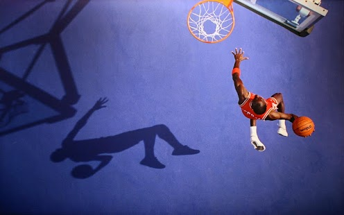 Moving Michael Jordan HD LWP - screenshot thumbnail