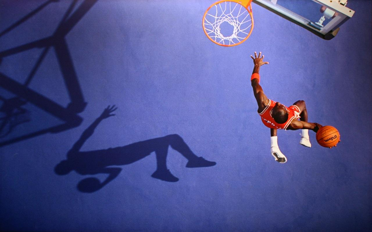 Moving Michael Jordan HD LWP - screenshot