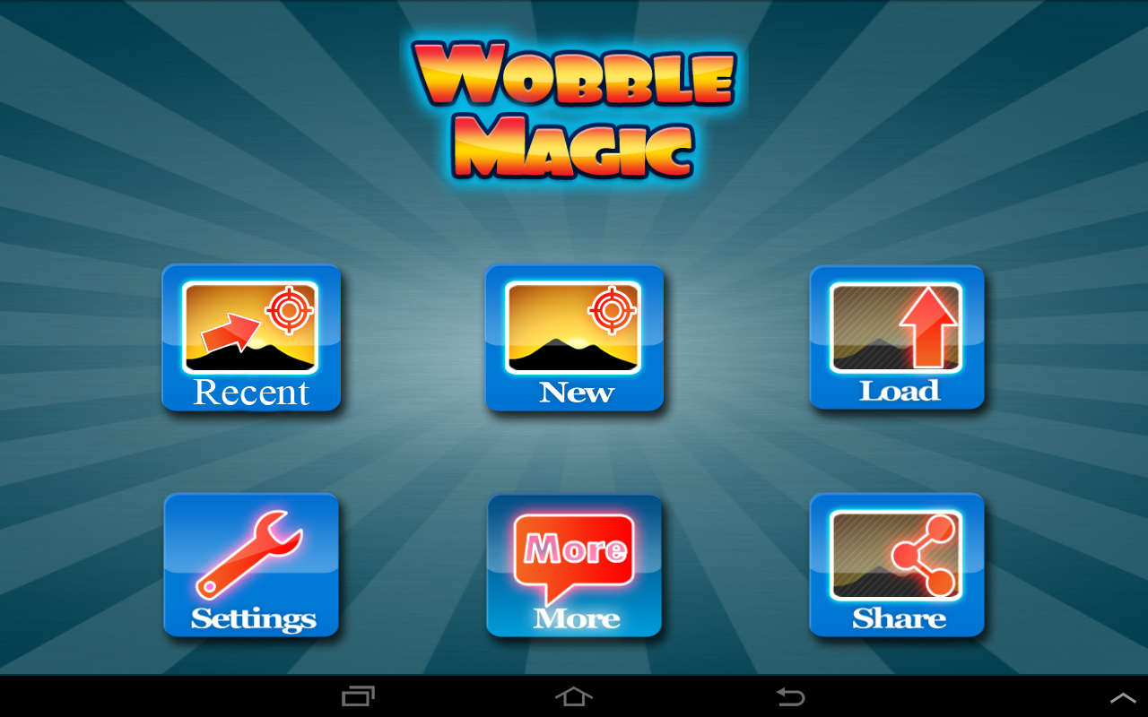 Wobble Magic 3d Photo Maker Android Apps On Google Play