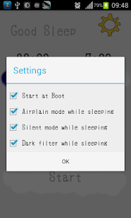 Good Sleep(intelligent filter)- screenshot thumbnail