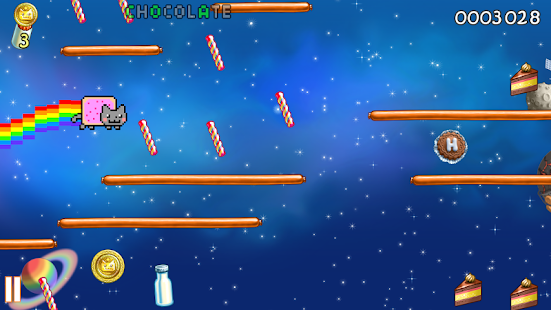 Nyan Cat: Lost In Space - screenshot thumbnail
