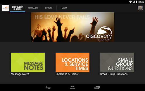 Discovery Church Florida- screenshot thumbnail