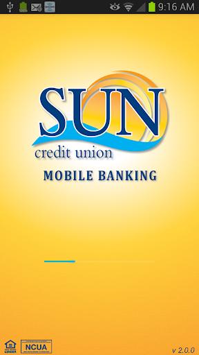 SUN CU Mobile Banking