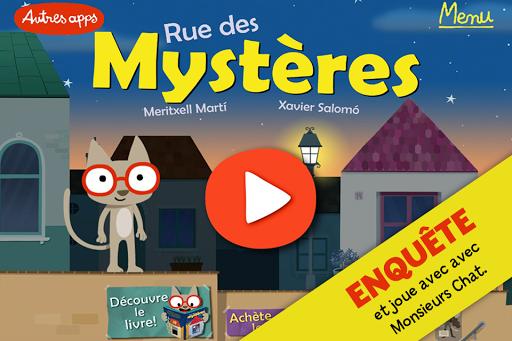 Rue des Mystères