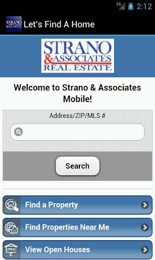 Strano Associates Real Estate