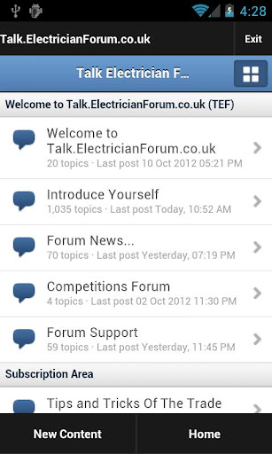 TEF - Talk.ElectricianForum
