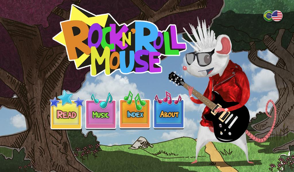 Rock 'n' Roll Mouse - screenshot