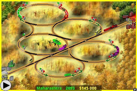 Railway Game in India