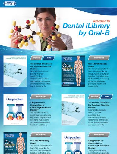 Dental iLibrary - by Oral-B
