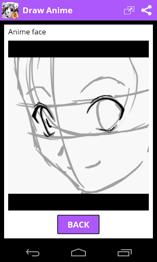 Draw Anime - Manga Tutorials 2.1.1 screenshots 4