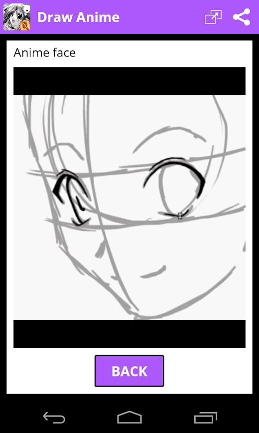 Rysowa anime manga tutoriale dla androida na samsunga htc