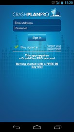 CrashPlan PRO Screenshot 2