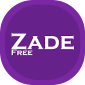 Zade - Icon Pack Free