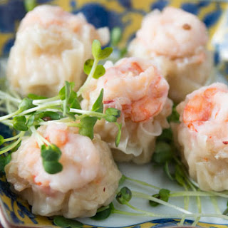 Shrimp Shumai.