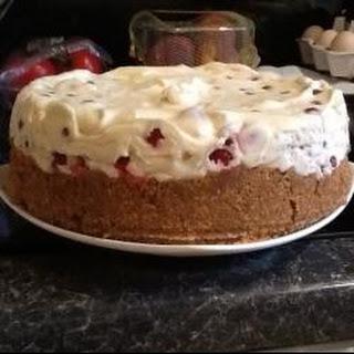 Redcurrant Cheesecake