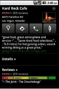 Las Vegas Holiday Guide GPS+ screenshot 4