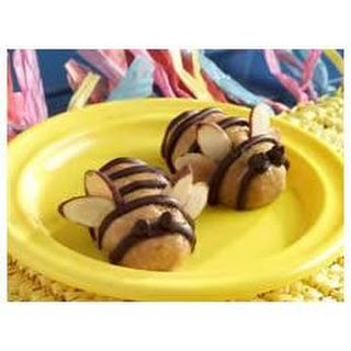 Peanut Butter Bumble Bees.