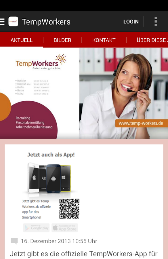 Temp Workers - screenshot