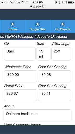 doTerra Wellness Advocate Help