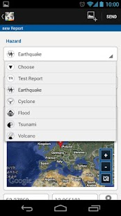 Geohazard - Natural Hazards - screenshot thumbnail