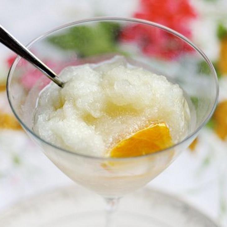 Sweet Wine Slushies Recipe