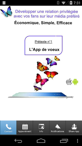 Apps Ephemeres
