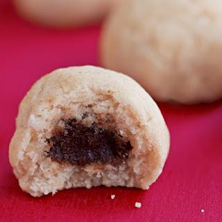 Nutella Stuffed Sugar Cookies Recipe