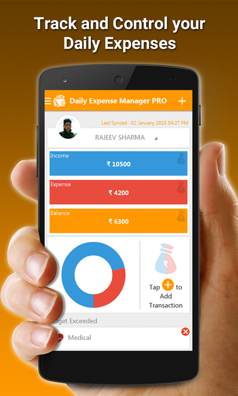 Expense Manager Pro 60%OFF - screenshot