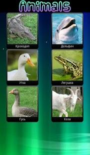 Звуки животных полная версия