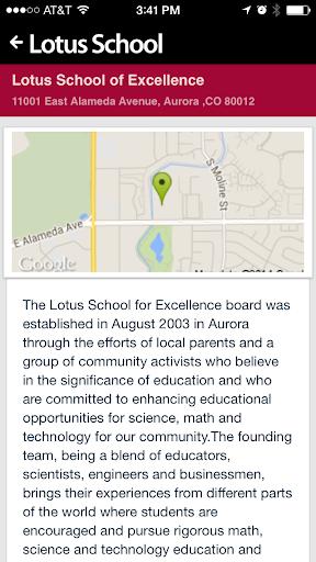 【免費教育App】Lotus School for Excellence-APP點子
