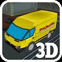 3D Truck Delivery Simulator icon