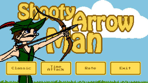 Shooty Arrow Man
