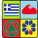 Greek Logo Quiz logo