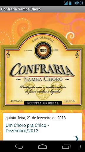 Confraria Samba Choro