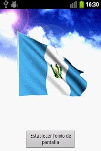 Guatemala Live Wallpaper - screenshot thumbnail