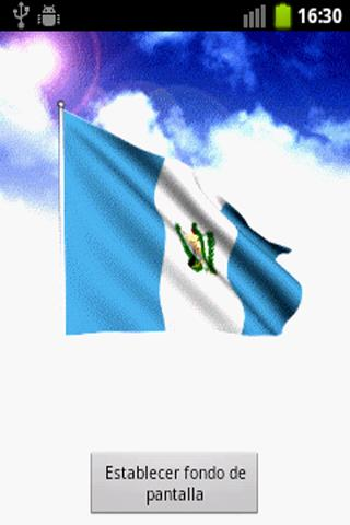 Guatemala Live Wallpaper - screenshot