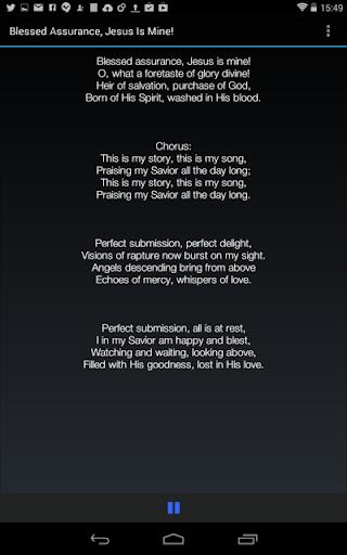 【免費書籍App】The Hymnal PRO-APP點子