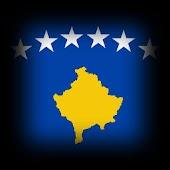 3D Kosovo Cube Flag LWP