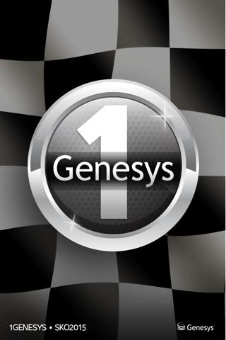 Genesys Sales Kickoff 2015