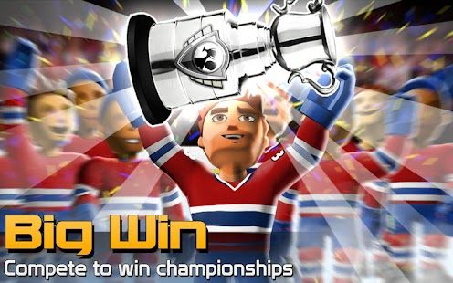 BIG WIN Hockey Screenshot 5