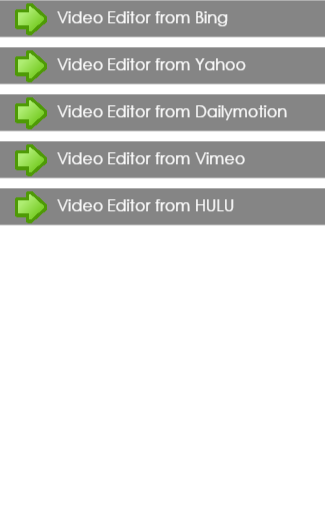 Video Editor to Edit
