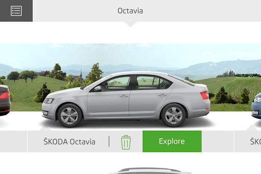 ŠKODA Interactive Catalogue
