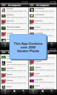 【免費書籍App】Garden Plants Bible-APP點子