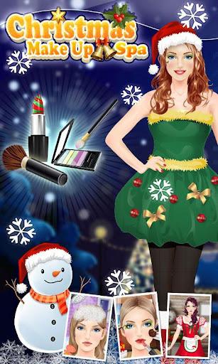 聖誕化妝SPA - 公主時尚沙龍