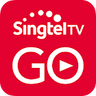 Singtel TV GO icon