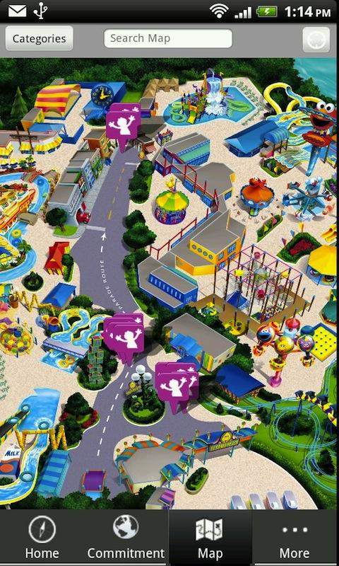 Sesame Place - screenshot